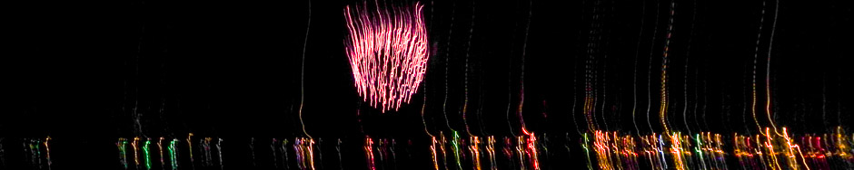 Fireworks at Mountain Harbor